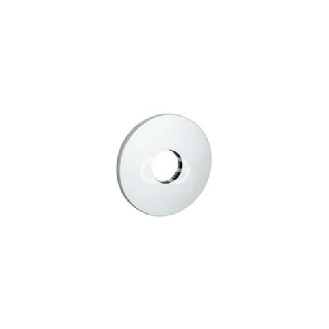 SG310R - Rosone per prese doccia d. 50 mm in ottone cromato