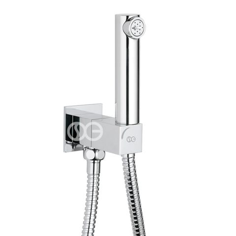 SG441 - Kit completo di doccia JEWEL con speciale dispositivo anti-svitamento del vitone (antivandalo).