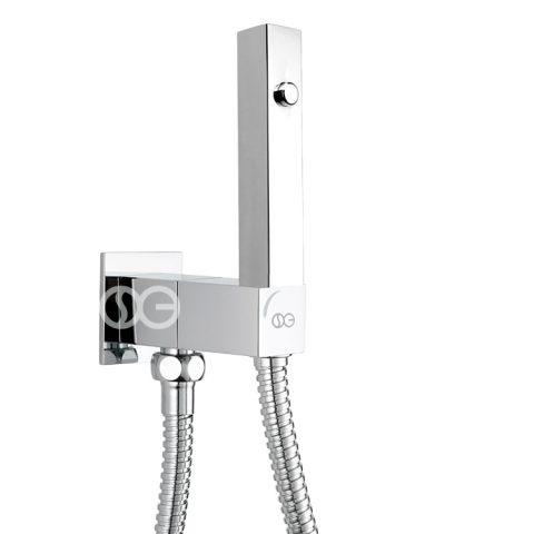 SG490 - Kit completo di doccia AXIS con speciale dispositivo anti-svitamento del vitone (antivandalo).