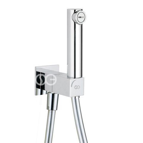 SG551 - Kit completo di doccia JEWEL con speciale dispositivo anti-svitamento del vitone (antivandalo).