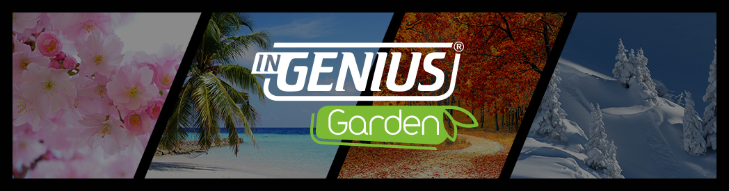 Banner sito pagina inGENIUS GARDEN