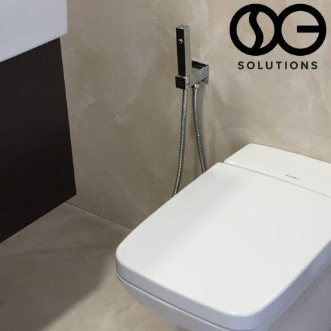 esempio di installazione idroscovolino